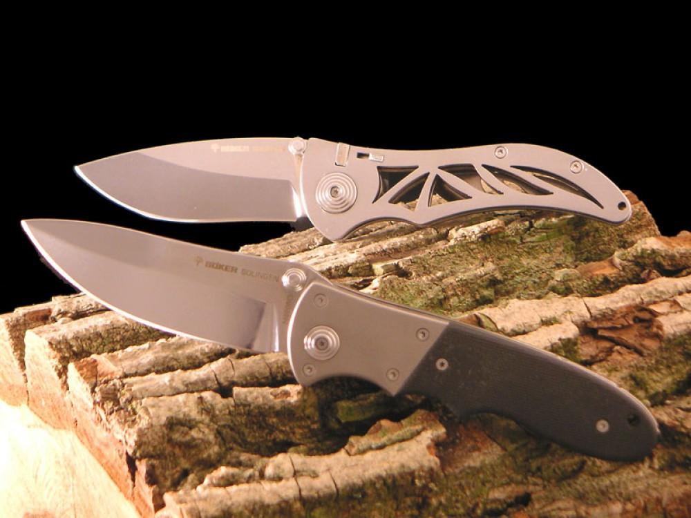 Messer Wien Böker Titan Defender Taschenmesser