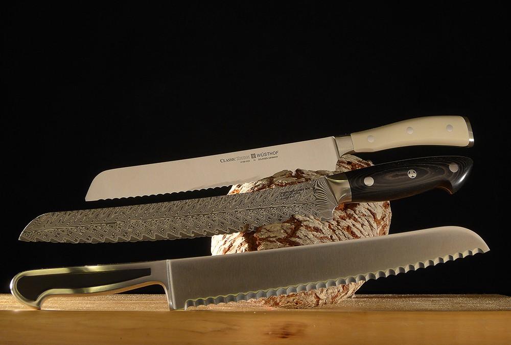Messer Wien Diverse Brotmesser Kochmesser