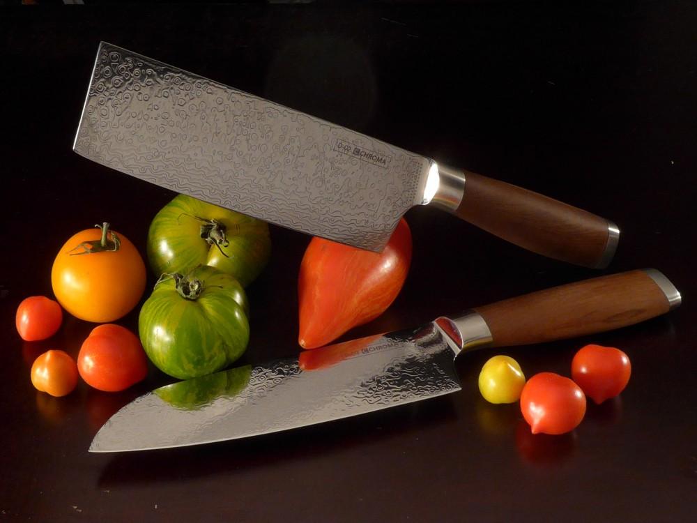 Messer Graz Chroma Chroma Dorimu Japanische Kochmesser