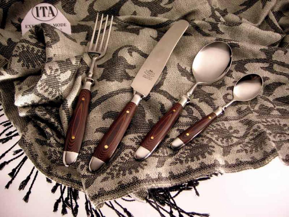 Messer Wien Eichenlaub Eichenlaub Backenbesteck