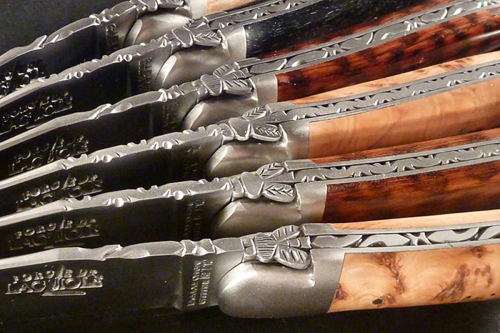 Messer Wien Forge de Laguiole Forge de Laguiole Taschenmesser Laguiole Taschenmesser