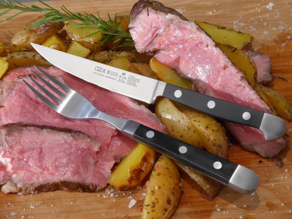 Messer Wien Güde Güde Steakbesteck Alpha  Steakbesteck