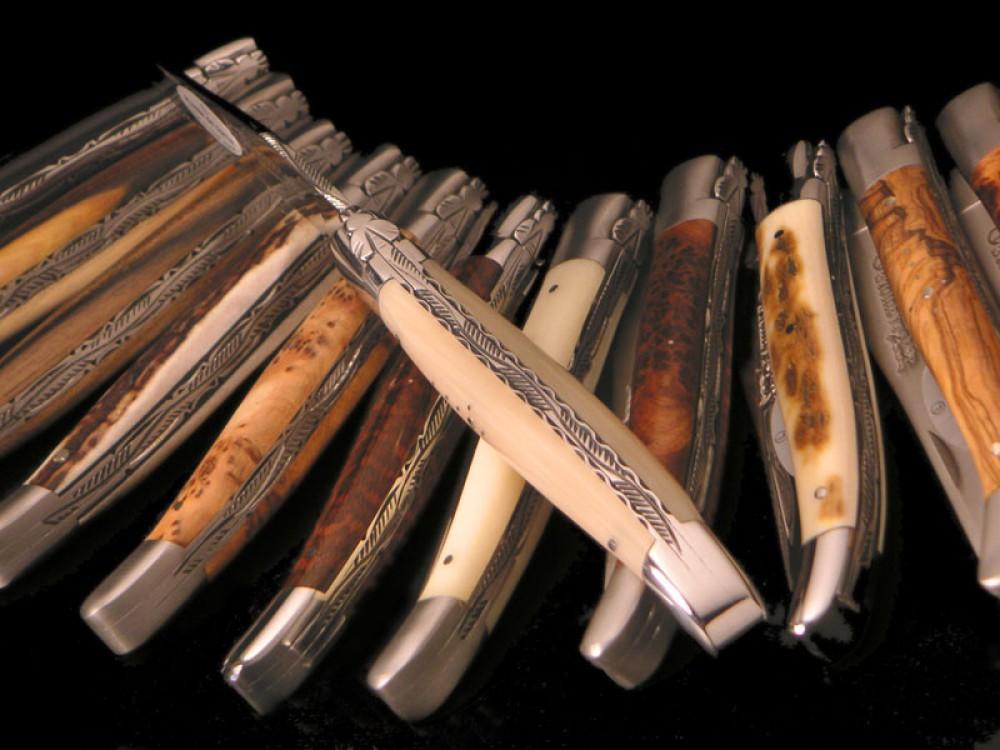 Messer Wien Laguiole en Aubrac Laguiole en Aubrac Taschenmesser Laguiole Taschenmesser