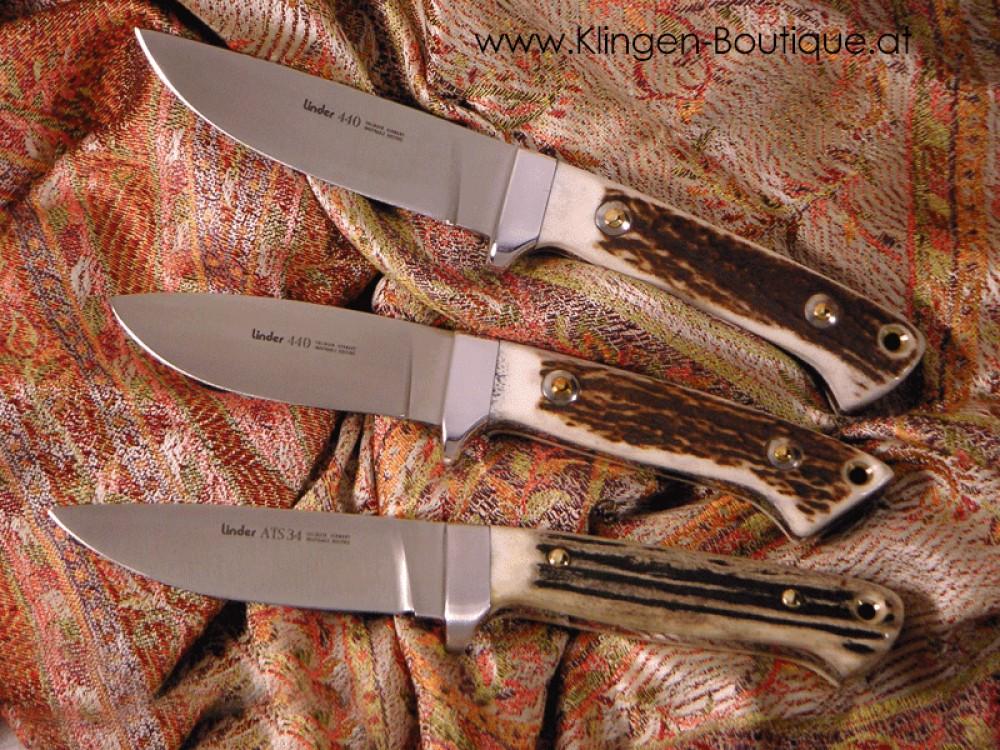 Messer Wien Linder Linder Jagdmesser Jagd- und Outdoormesser