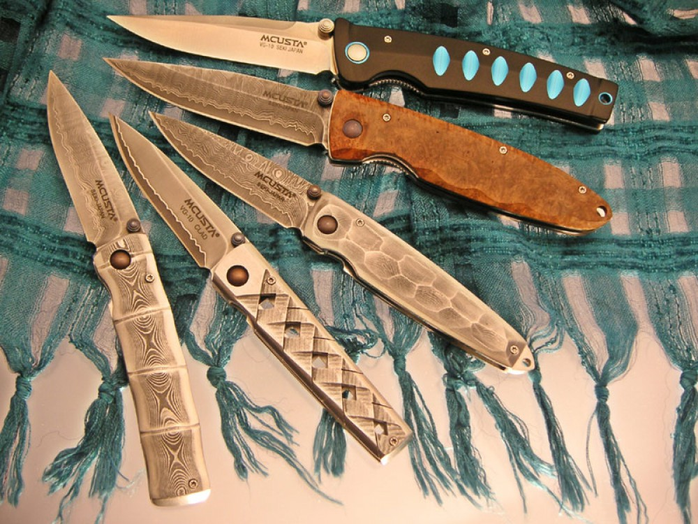 Messer Wien Mcusta Mcusta diverse Messer Taschenmesser