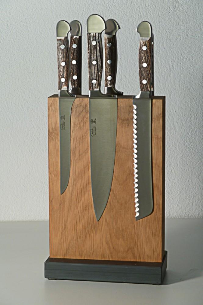 Messer Wien Mitheis Mitheis Messerblock Eiche Messerblöcke