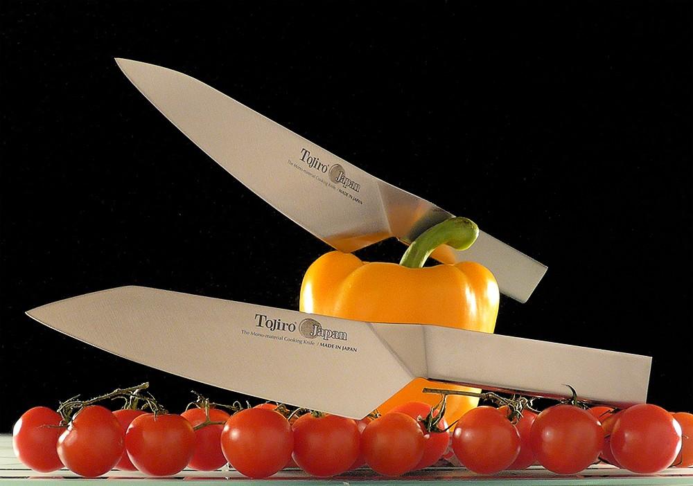 Messer Wien Tojiro Tojiro Origami Japanische Kochmesser