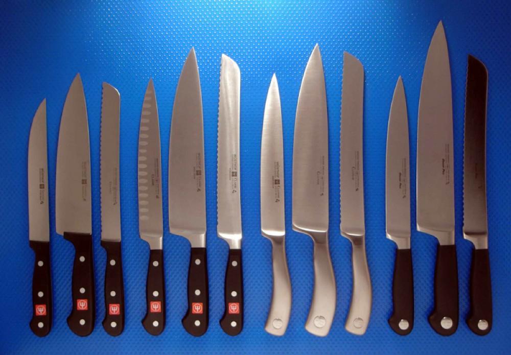 Messer Graz Wüsthof Wüsthof diverse Serien Kochmesser