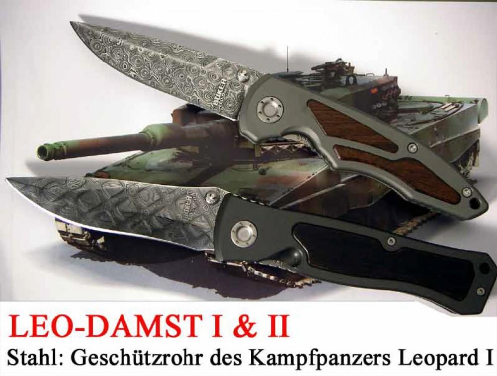 Messer Wien Böker Leopard I & II Taschenmesser